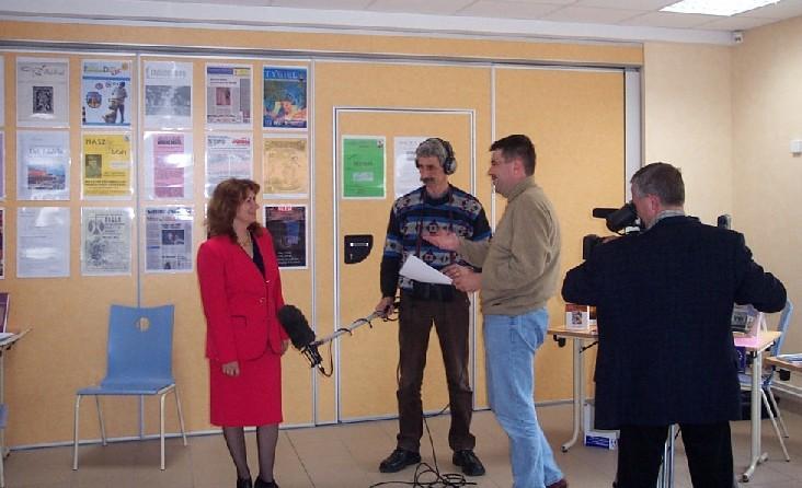 Wywiad dla TV Polonia